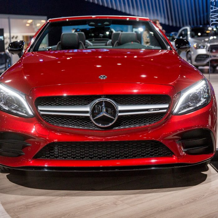 Mercedes-Benz – AutoMobility LA – Nov. 18-21, 2019