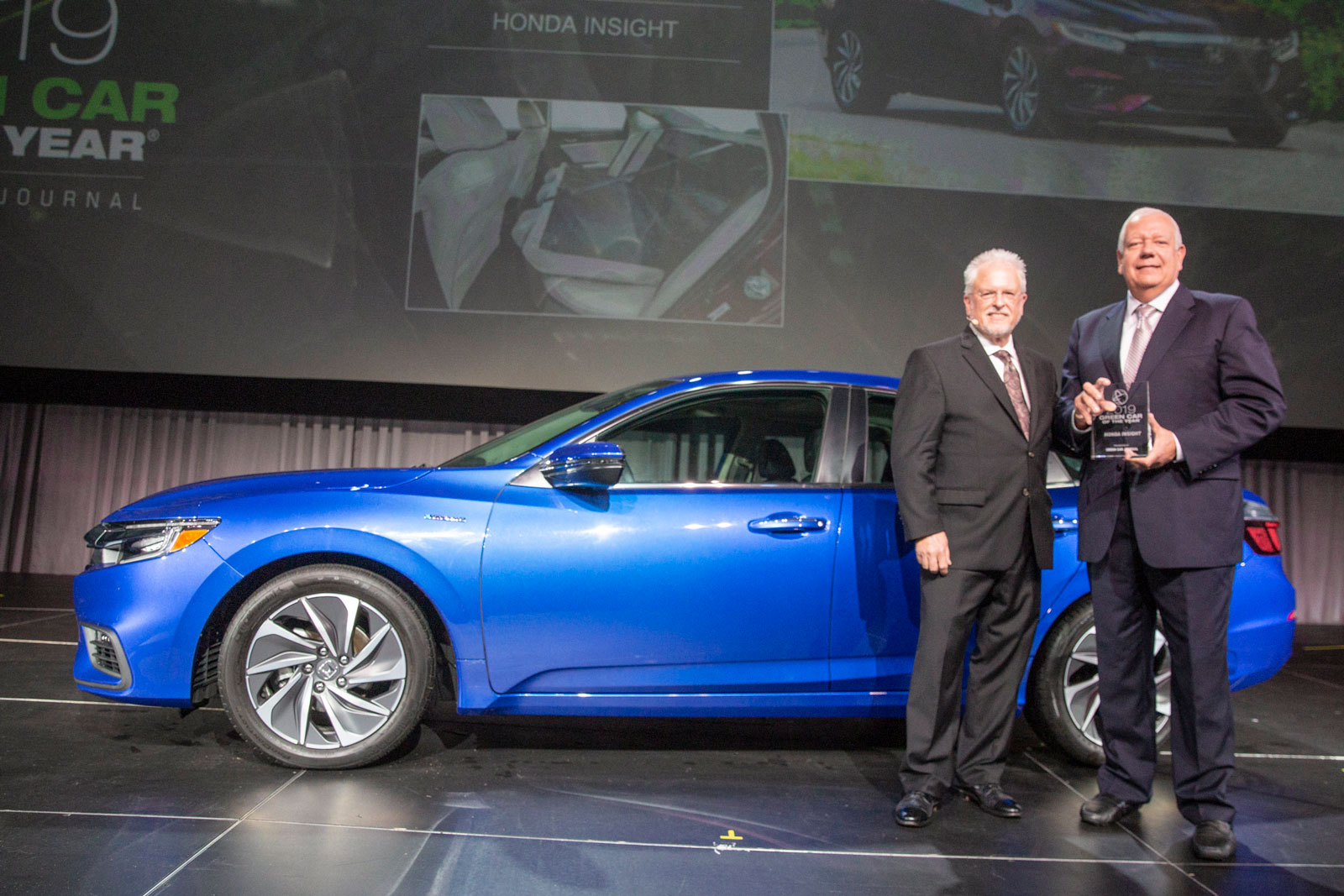 AutoMobility LA Green Car of the Year